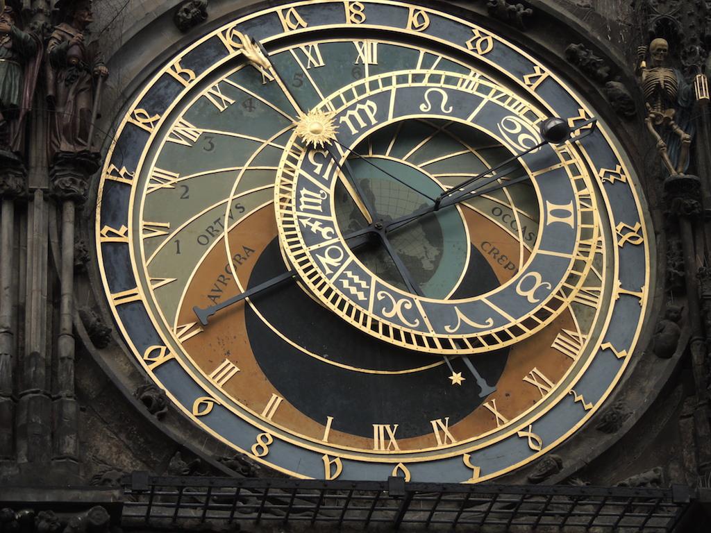 reloj-astronomico-praga-viajohoy3 Antiguo ayuntamiento de Praga – Reloj astronómico