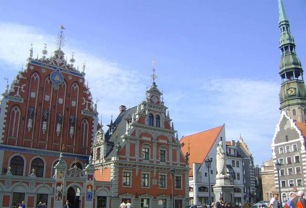 Riga Letonia Ciudades Europeas Low Cost que visitar