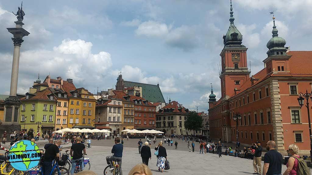 varsovia-viajohoy No volverás a perder ningún punto turístico gracias a Google My Maps