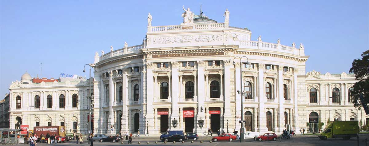 burgtheater Burgtheater: el teatro imperial