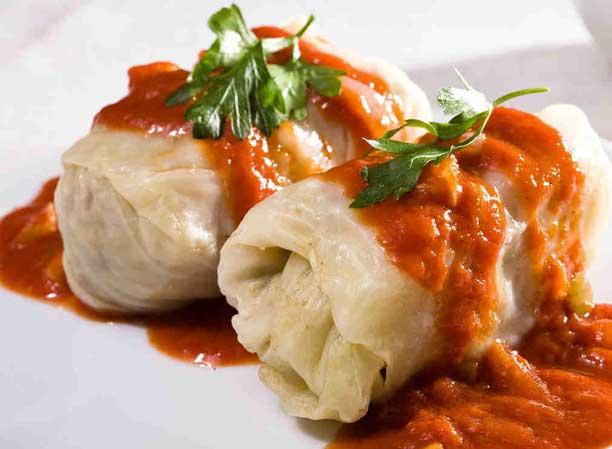 Golabki Que comer en tu viaje a Polonia