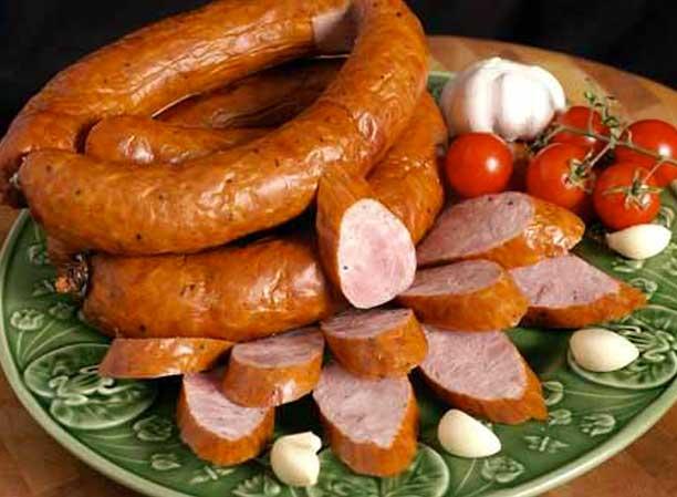 Kielbasa Que comer en tu viaje a Polonia