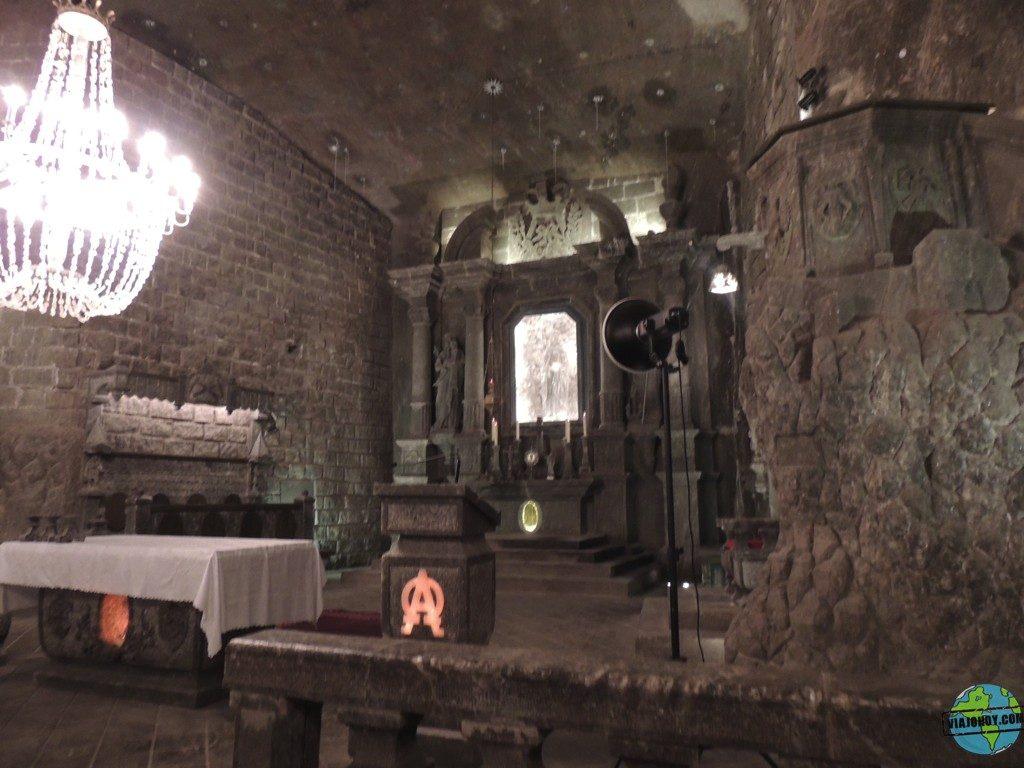 Minas-sal-Wieliczzka-viajohoy10 visita a las Minas de Sal de Wieliczka