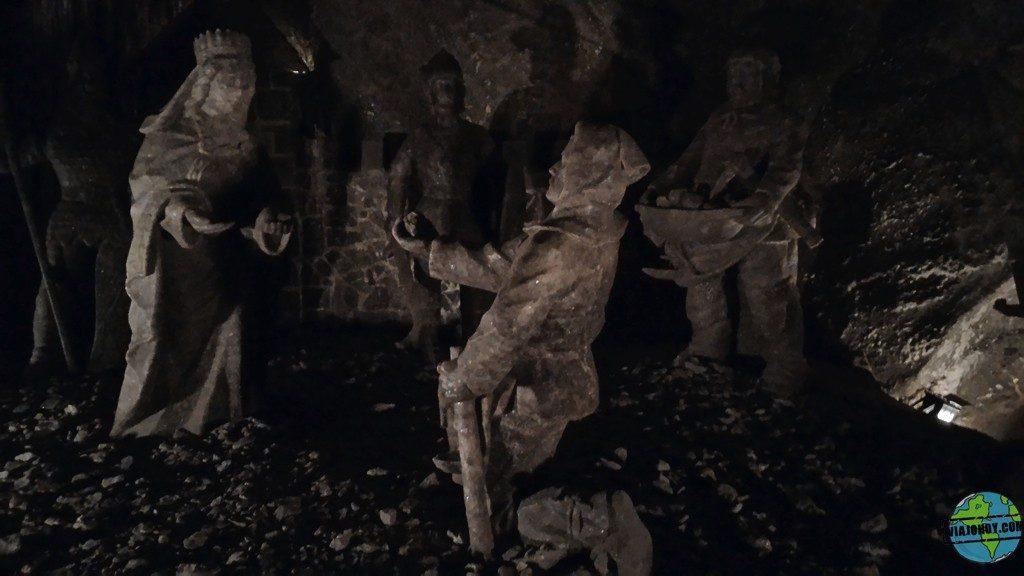 Minas-sal-Wieliczzka-viajohoy46 visita a las Minas de Sal de Wieliczka