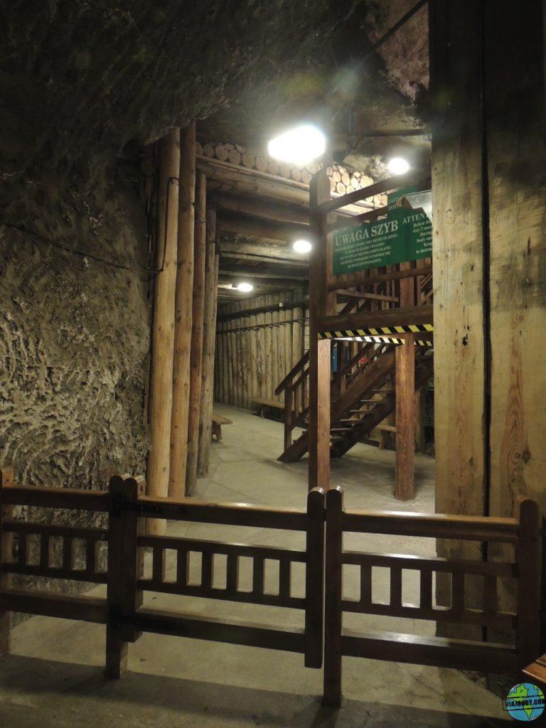 Minas-sal-Wieliczzka-viajohoy6 visita a las Minas de Sal de Wieliczka