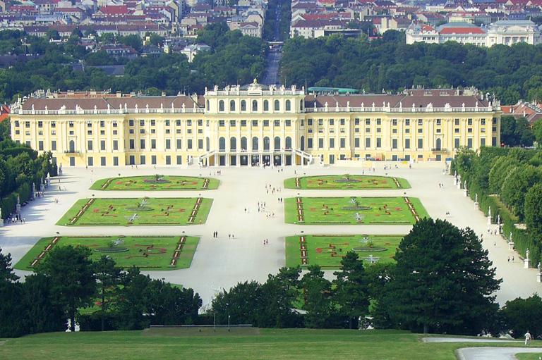 SAMSUNG DIGITAL CAMERA Schönbrunn: el suntuoso palacio