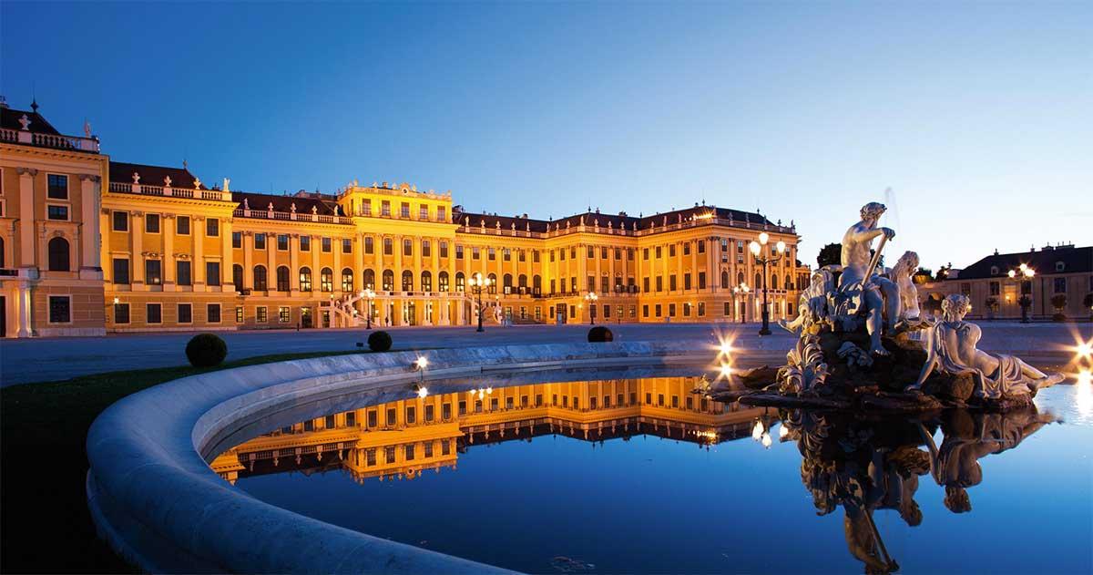scho%cc%88nbrunn Schönbrunn: el suntuoso palacio