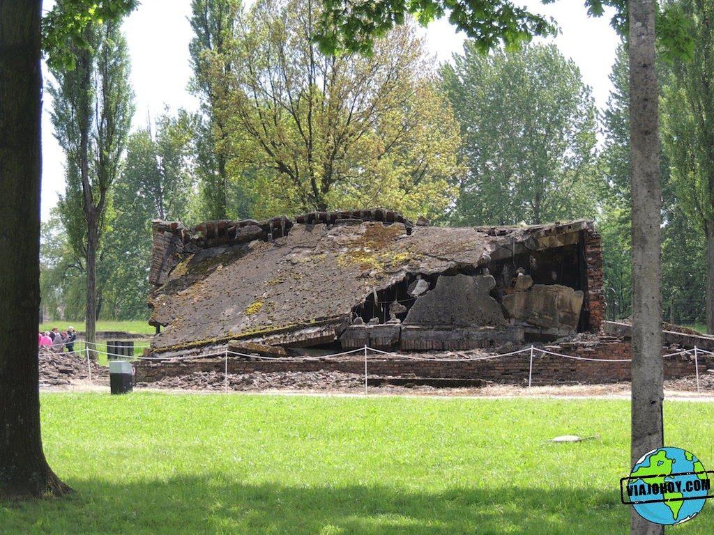 Visita-Auschwitz-viajohoy213 Visita a Auschwitz II (Birkenau)