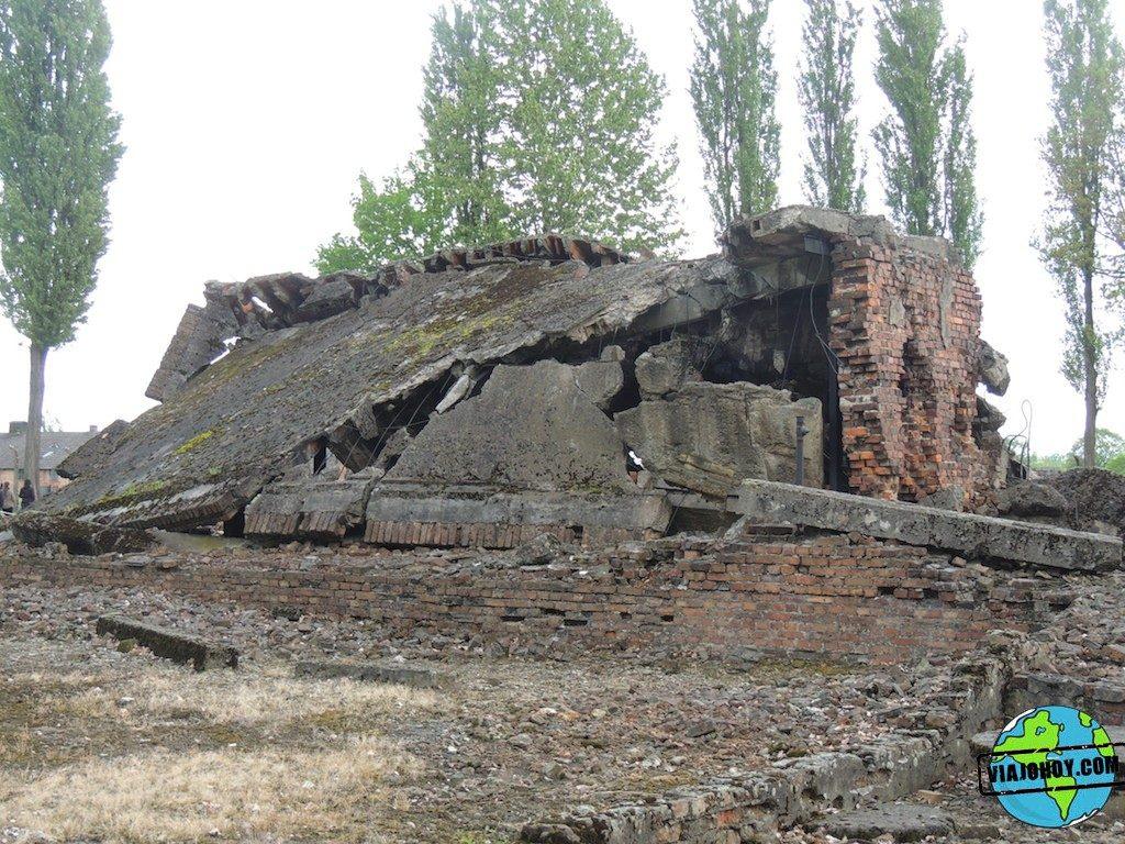 Visita-Auschwitz-viajohoy231 Visita a Auschwitz II (Birkenau)