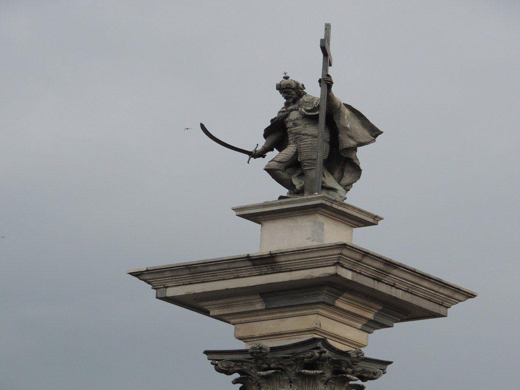 columna Zygmunt Castillo Real de Varsovia – Disfruta Varsovia