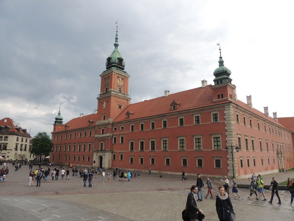 Castillo Real Varsovia