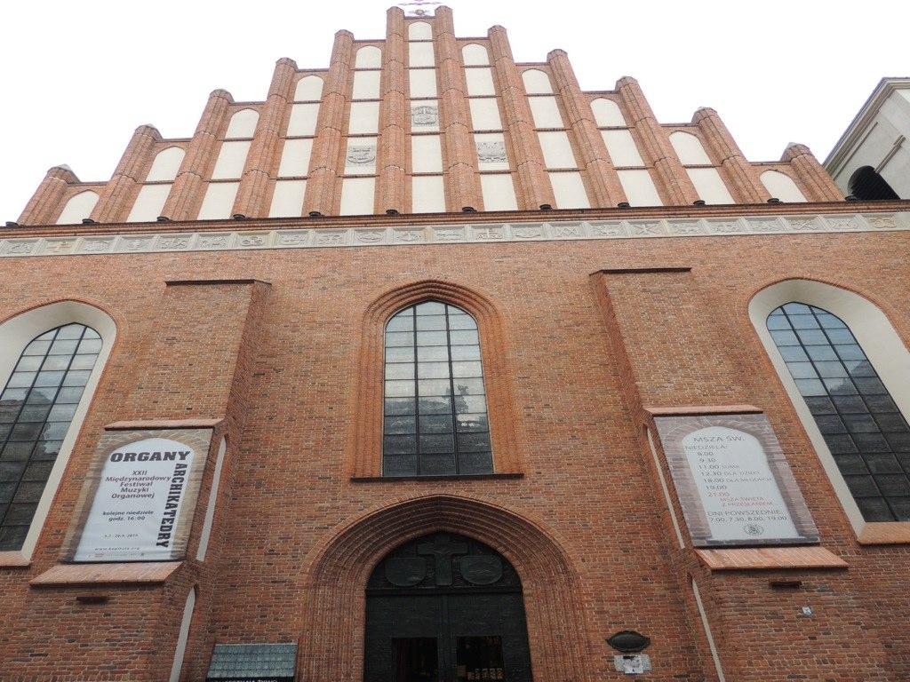 La archicatedral de San Juan en Varsovia – Visita a Varsovia