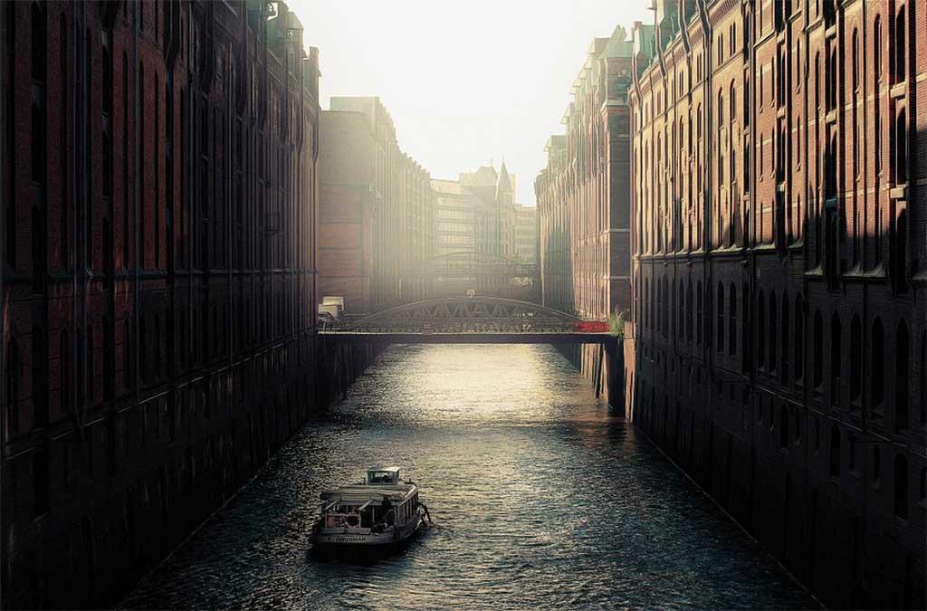 Hamburgo, la Venecia del Norte