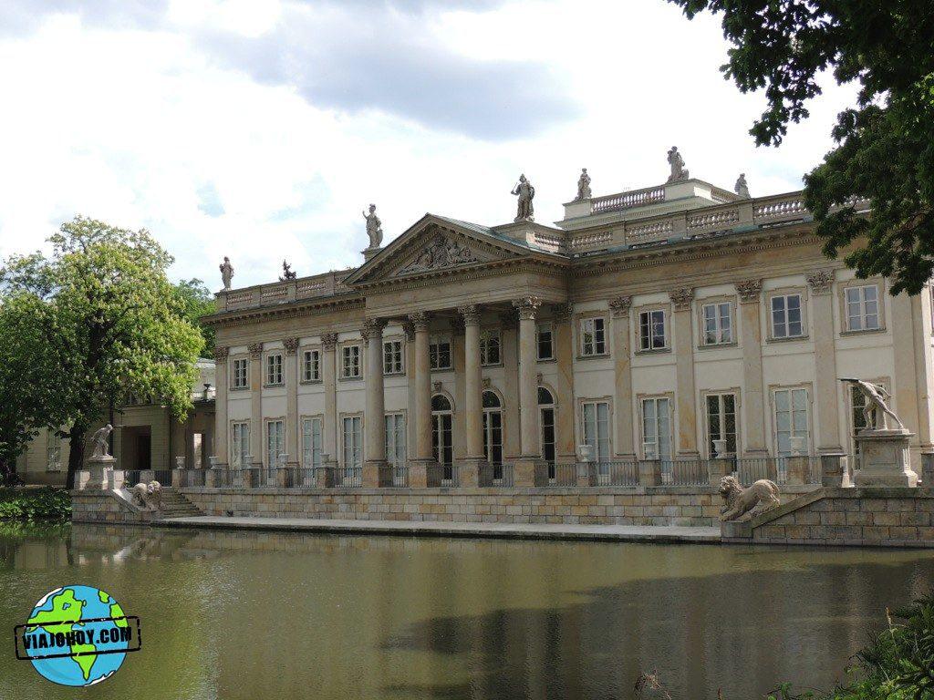 parque-lazienki-varsovia-viajohoy70 El Palacio de la Isla – Viaje a Varsovia