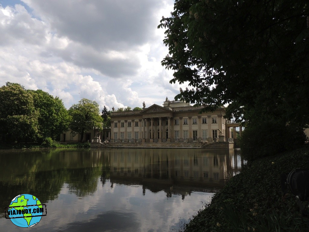 El Palacio de la Isla – Viaje a Varsovia