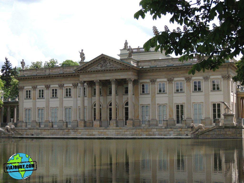 parque-lazienki-varsovia-viajohoy75 El Palacio de la Isla – Viaje a Varsovia