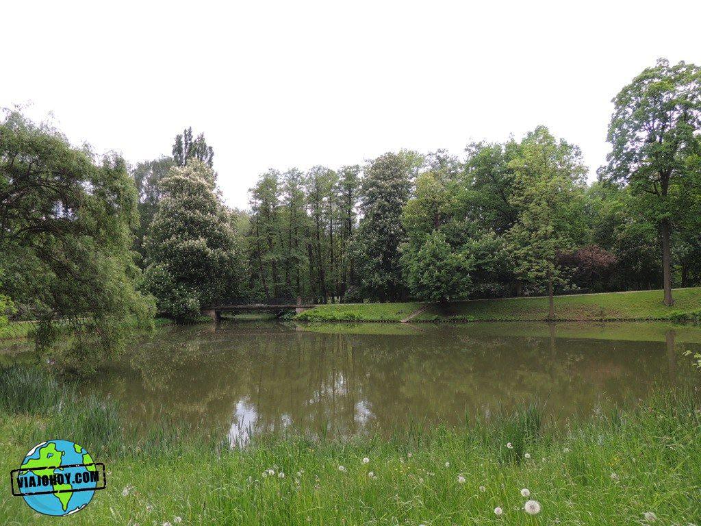 Parque Lazienki - Visita Varsovia