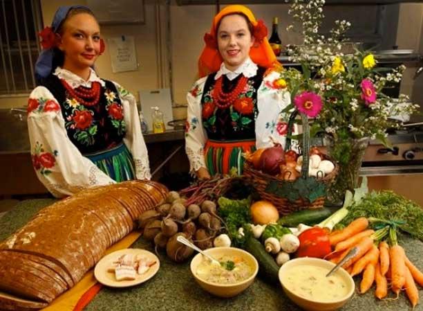 que-comer-polonia Que comer en tu viaje a Polonia