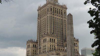 Palacio de la Cultura y la ciencia – Disfruta Varsovia