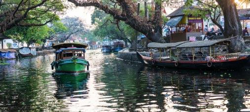 Alappuzha-india2 Descubre los paisajes de Alappuzha en la India