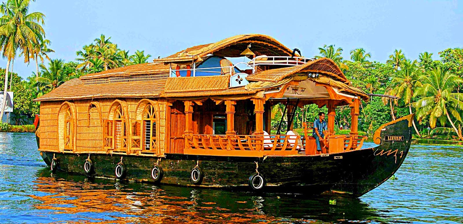 Alappuzha-india5 Descubre los paisajes de Alappuzha en la India