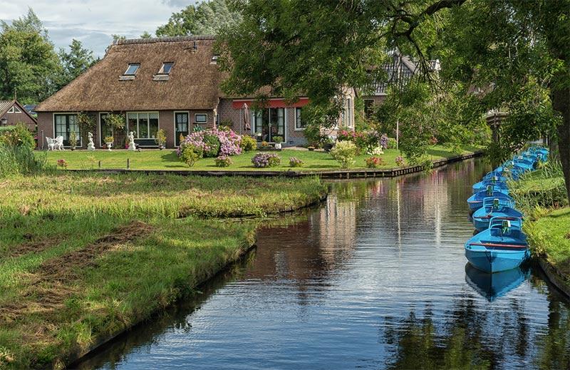 Aldea-Giethoorn-holanda3