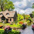 Aldea-Giethoorn-holanda4 Aldea Giethoorn en Holanda – Venecia del Norte