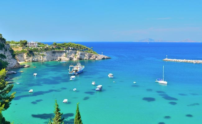 Alonnisos-isla-griega 10 Islas griegas no tan conocidas – Visita Grecia
