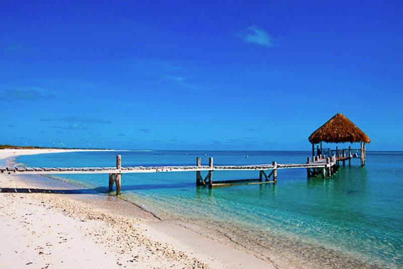 Arrecife-Alacranes-mexico 10 paradisíacas islas y rincones en México que te invitan a soñar