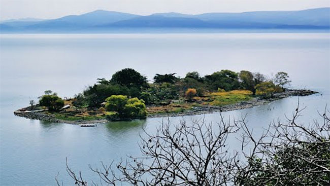 Isla-de-Mezcala-mexico 10 paradisíacas islas y rincones en México que te invitan a soñar