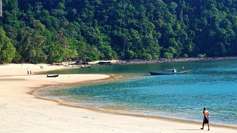 Koh-Phayam-tailandia 10 islas de Tailandia de ensueño