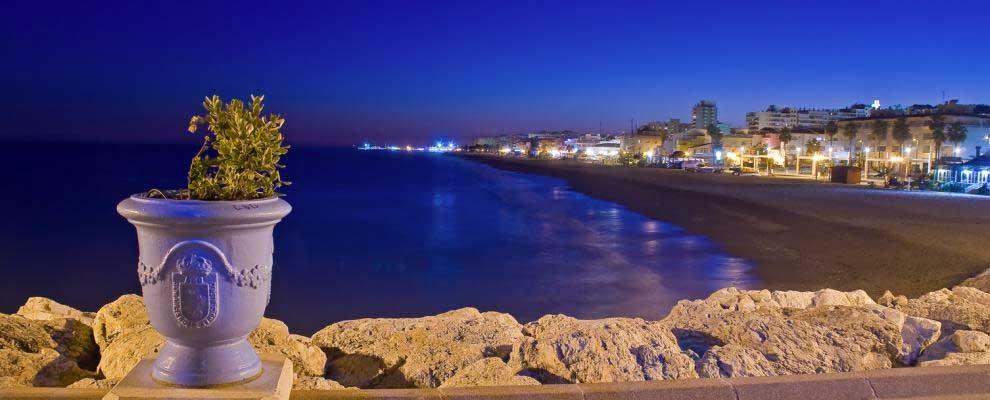 Playa-Carihuela De viaje por la Costa del Sol – Disfruta España