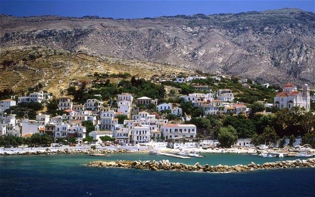 isla-ikaria-grecia 10 Islas griegas no tan conocidas – Visita Grecia