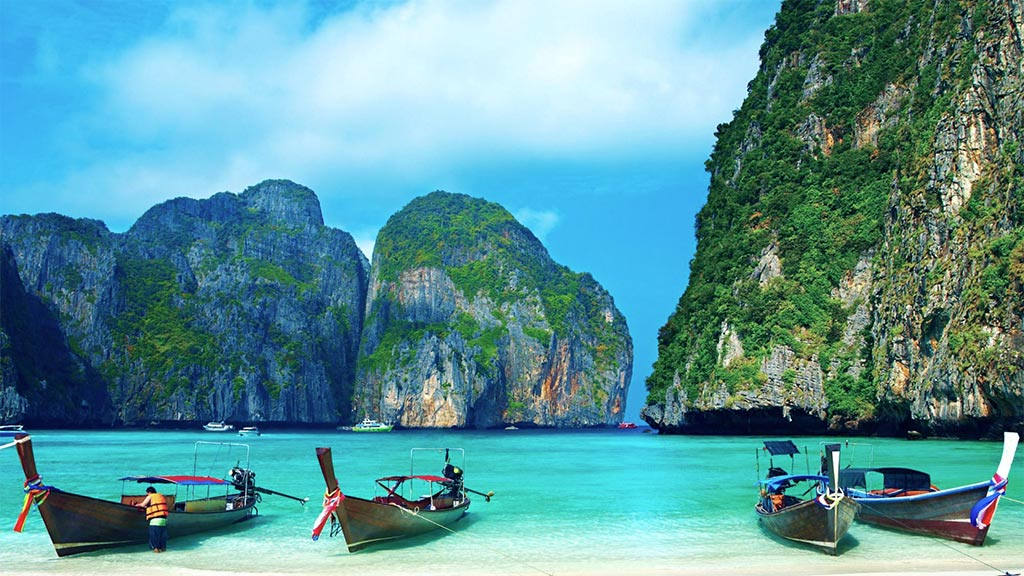 10 islas de Tailandia de ensueño