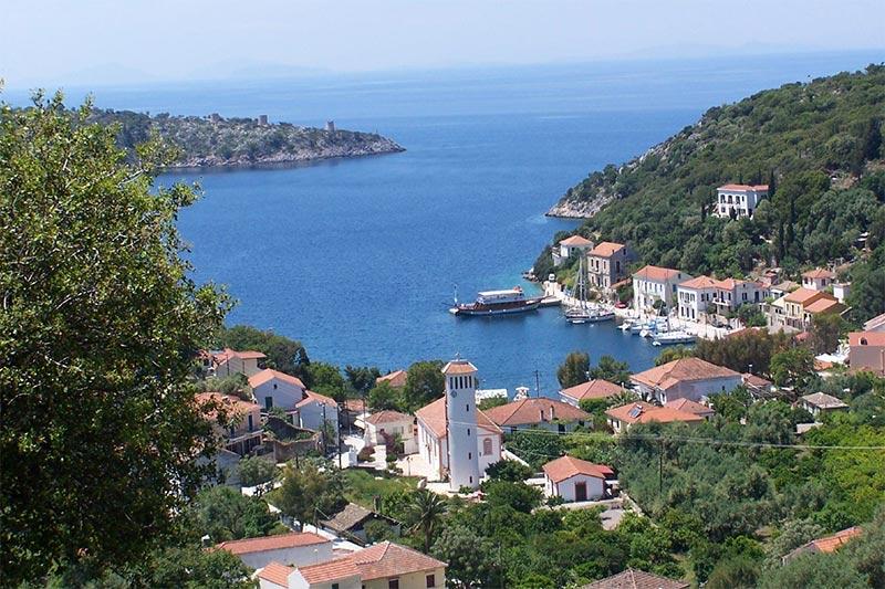 ithaca-isla-griega 10 Islas griegas no tan conocidas – Visita Grecia