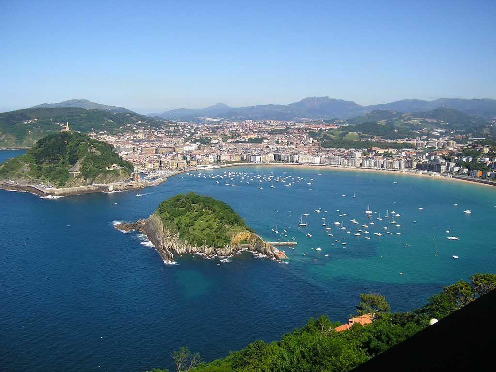 San Sebastián durante el verano – Disfruta España