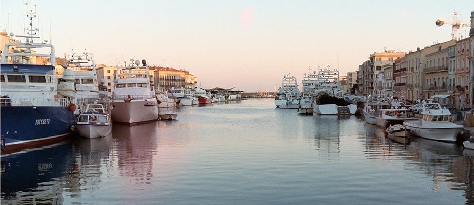 sete-francia-visita-francia Canales y Puertos Populares en Seté, Francia