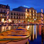 Canales y Puertos Populares en Seté, Francia