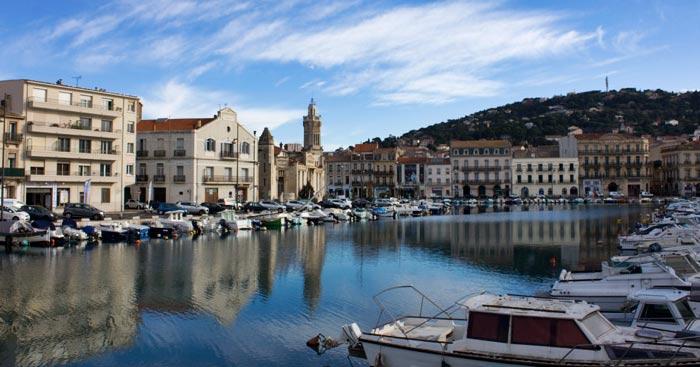 sete-francia-visita-francia4 Canales y Puertos Populares en Seté, Francia