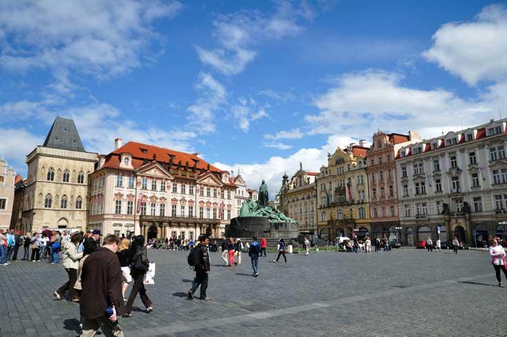visita-praga4 Motivos para visitar Praga