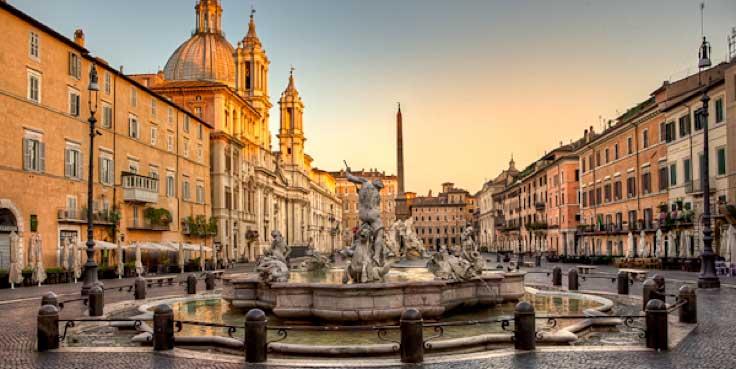 visita-roma2 Motivos para visitar roma