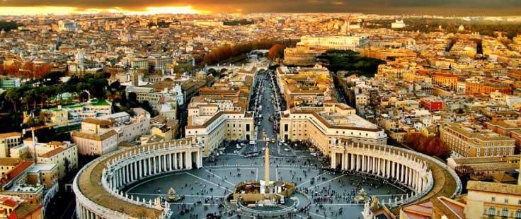 visita-roma6 Motivos para visitar roma