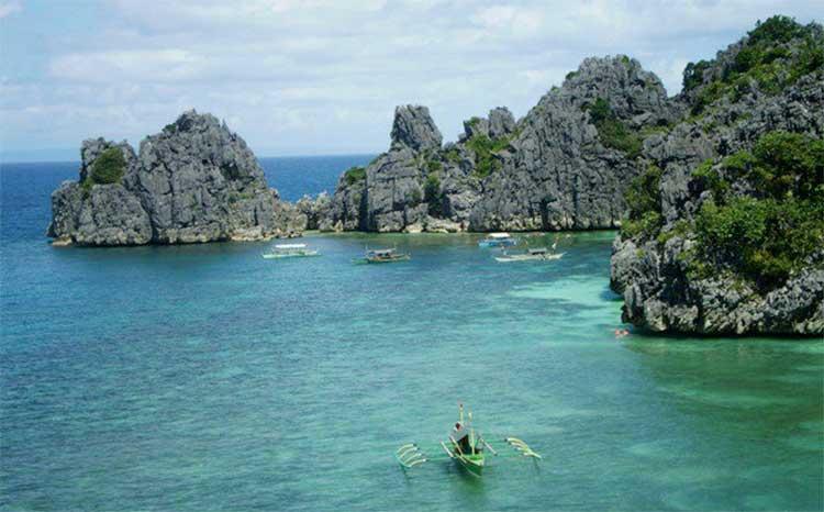 Caramoan,-Camarines-Sur-filipinas El Paraíso existe en Filipinas 13 opciones que te convencerán