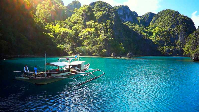 coron-island-filipinas El Paraíso existe en Filipinas 13 opciones que te convencerán