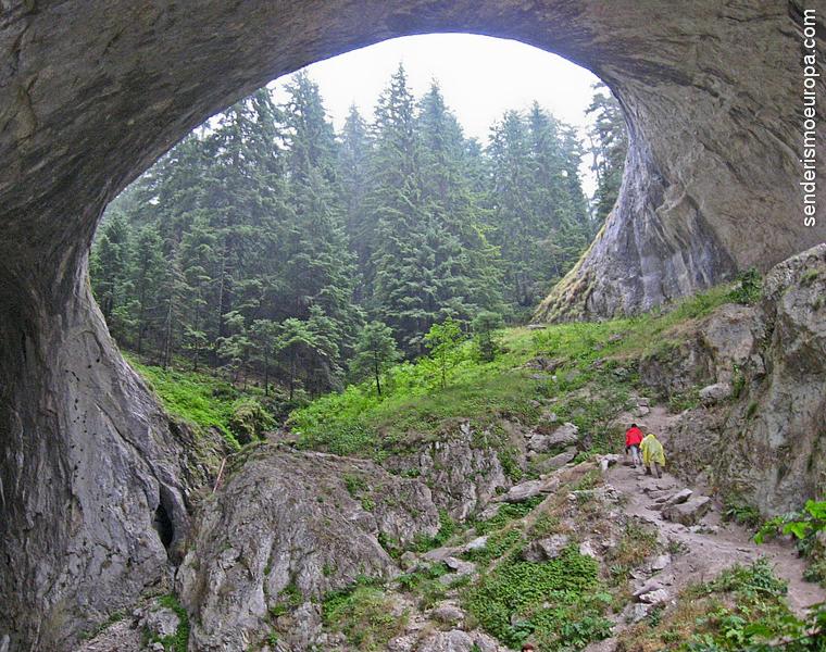 Puentes Maravillosos de montaña Rodope