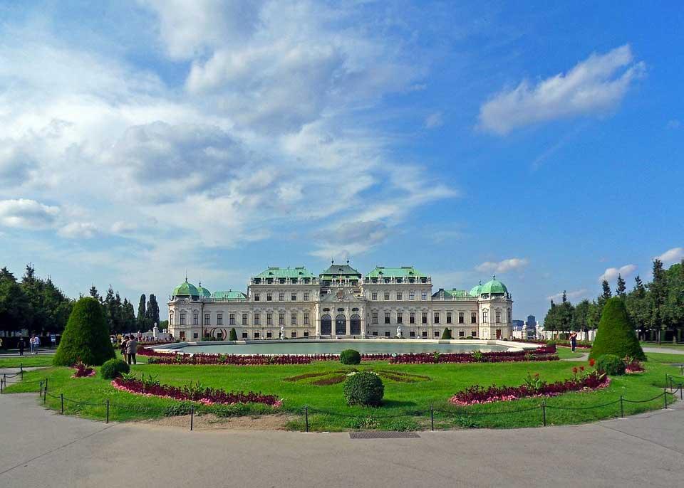 Belvedere: el complejo palaciego