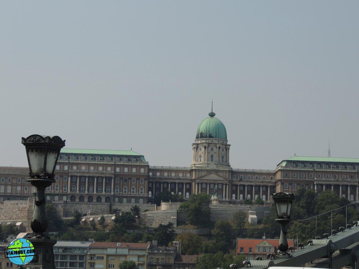 castillo-buda-budapest-viajohoy-2 El fabuloso Castillo de Buda en Budapest