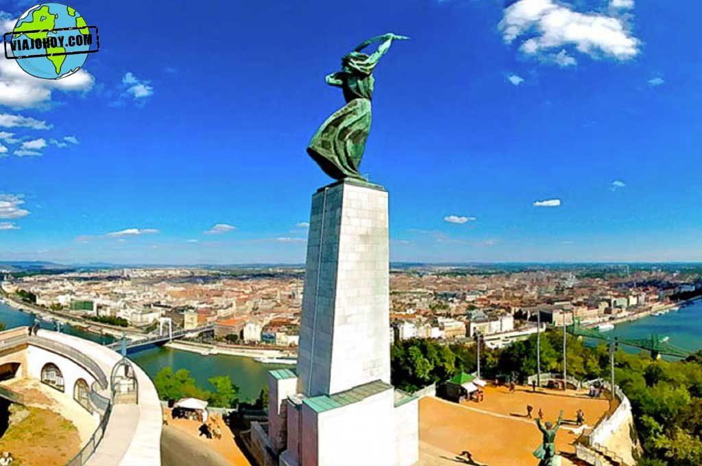 citadella-budapest-viajohoy2 visita a la ciudadela de Budapest