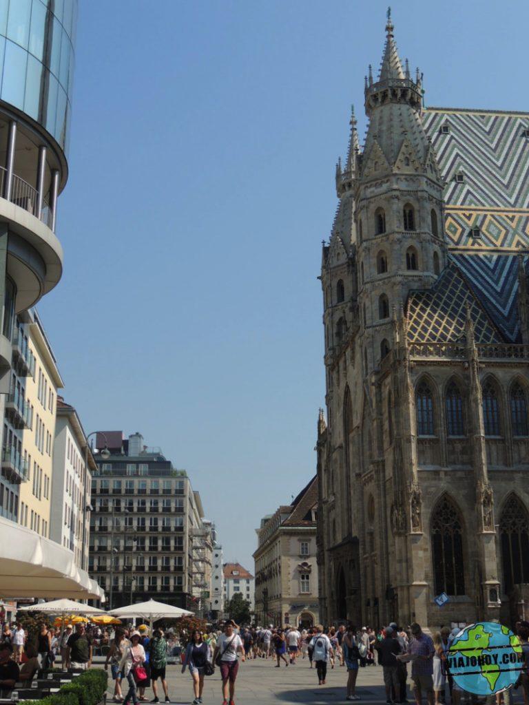 Stephansplatz Visitar Viena en tres días