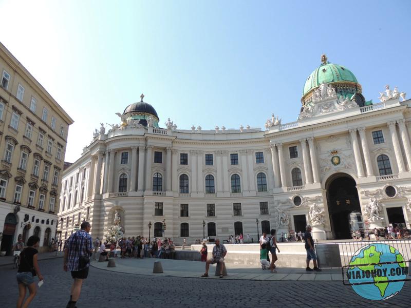 Palacio de Hofburg Palacio Imperial de Hofburg (historia)